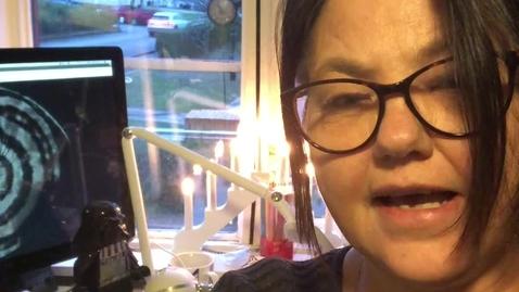 Thumbnail for entry Kulturtips - Linda Reneland-Forsman