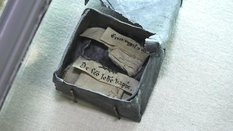 Miniatyr för mediepost Reliker – medeltidens räddare i nöden