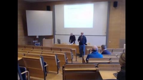 Miniatyr för mediepost Polisens historia, utvecklingen i de nordiska länderna, del 2