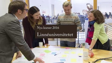Miniatyr för mediepost Lnu.se/open
