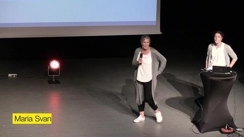 Miniatyr för mediepost Borgholmsmodellen – Maria Svanborg, Catrin Engberg Tukia