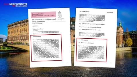 Thumbnail for entry EU till vardags - kap 2.1