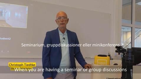 Thumbnail for entry Zoom i sal - Enkelt, med enkla medel - Seminarium