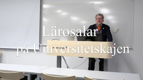 Miniatyr för mediepost Lärosal  - sv