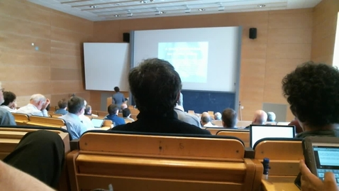 Miniatyr för mediepost K. Shalm: A strong loophole - free test of Bell's inequalities