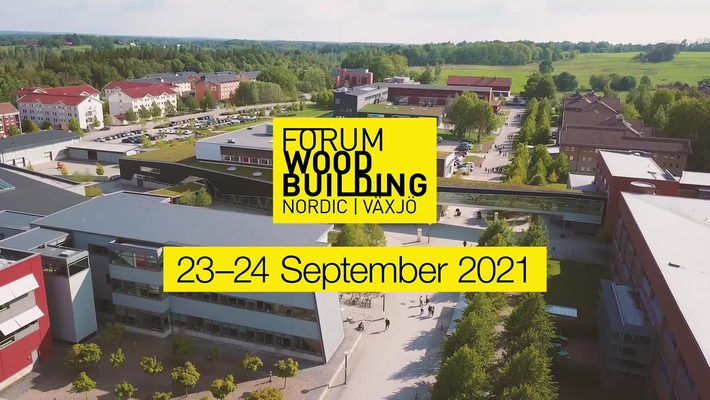 Forum Wood Building Nordic 2021