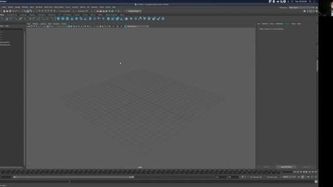 Miniatyr för inlägg 1ME313 - Texturing Workshop 2 - UV Mapping