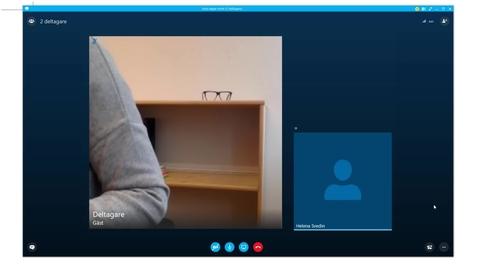 Thumbnail for entry Skype för företag- Spela in ett möte på PC