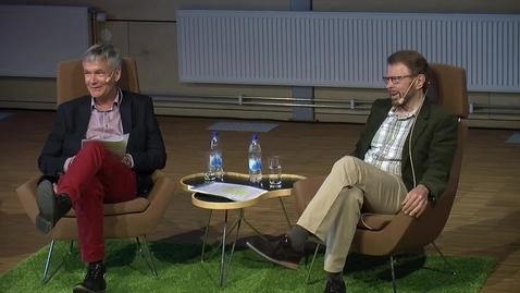Miniatyr för inlägg Om möjligheter och utmaningar för kulturentreprenörskap - ett samtal mellan Björn Ulvaeus och Lars Lindkvist
