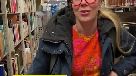 Thumbnail for entry Kulturtips - Linda Sohlberg