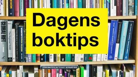 Miniatyr för inlägg Dagens Boktips - Mats Hammarstedt
