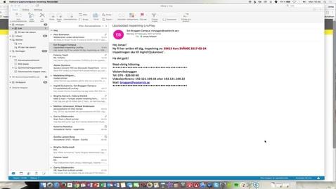 Thumbnail for entry Skapa länk till Skype för företag-möte (Mac)
