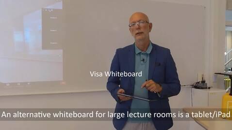 Thumbnail for entry Zoom i sal - Enkelt, med enkla medel - visa Whiteboarden
