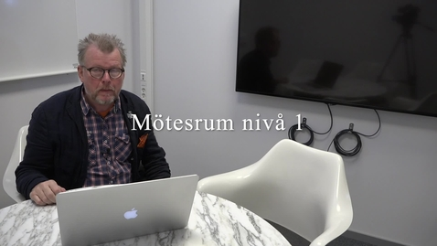 Thumbnail for entry Mötesrum Nivå 1 - sv