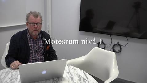 Miniatyr för mediepost Mötesrum Nivå 1 - sv