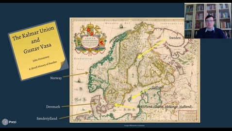 Miniatyr för inlägg MOOC - The Kalmar Union and Gustav Vasa