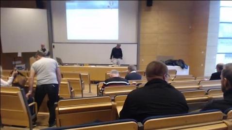 Miniatyr för mediepost Polisreformen i Danmark