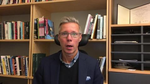 Miniatyr för mediepost Johan Höglund.mp4