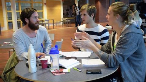 Thumbnail for entry Att studera på universitet – så funkar det