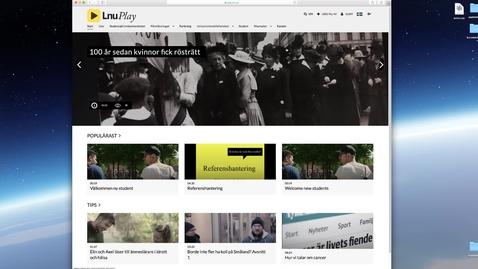 Miniatyr för mediepost Redigering i LnuPlay -vad du kan göra