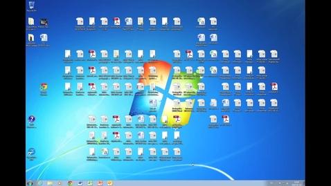 Miniatyr för mediepost Spara filer på Lnu-serverns hemkatalog (Windows-datorer)