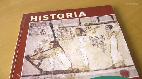 Miniatyr för inlägg Vad kan man när man kan något om historia?
