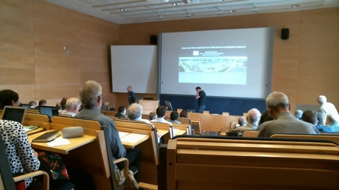Miniatyr för mediepost R. Hanson: From the first loophole-free Bell test to a quantum Internet