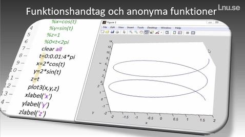 Miniatyr för mediepost Funktionshandtag och Anonym funktion.mp4