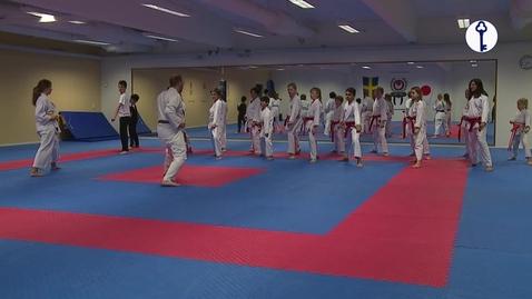 Miniatyr för mediepost Kalmar Karateklubb