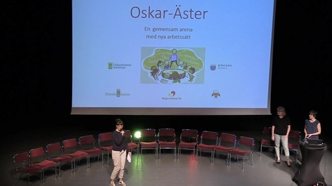 Miniatyr för mediepost Äster och Oskar
