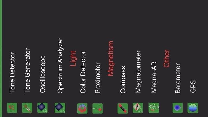 Omslagsbild för kanal Appar för fysik