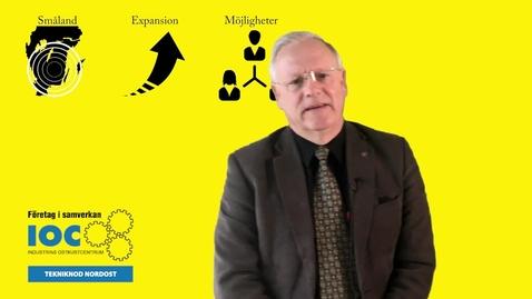 Miniatyr för mediepost Anders Olofsson – LTC Tekniknod nordost