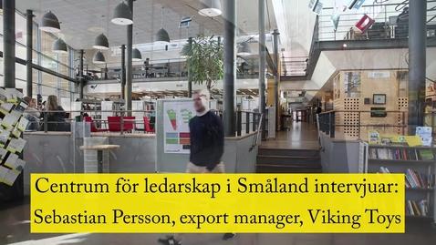 Miniatyr för inlägg Sebastian Persson JLA