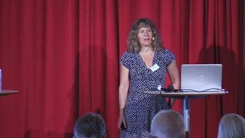 Thumbnail for entry Petra Wallberg, Formas - Nationella utlysningar för att stärka samarbetet mellan forskning och förvaltning.