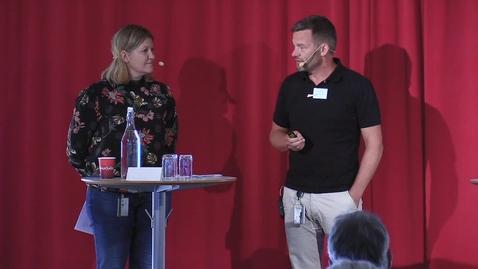 Miniatyr för mediepost Carina Pålsson och Henrik Andersson - Samhällsnyttiga ekosystemtjänster.