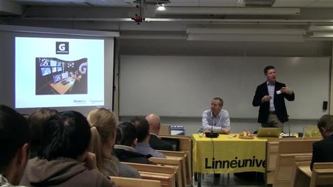 Miniatyr för mediepost Masterprogrammet i sociala medier och webbteknologier - Svenska