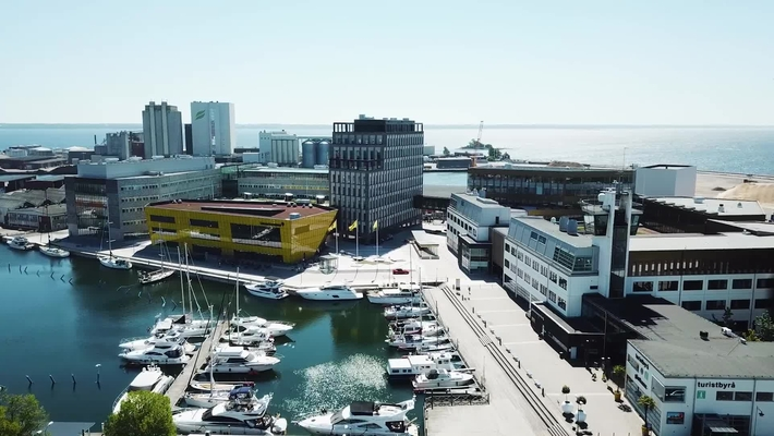 Historien om Universitetskajen i Kalmar