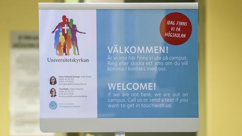 Thumbnail for entry Kyrkan på Högskolan