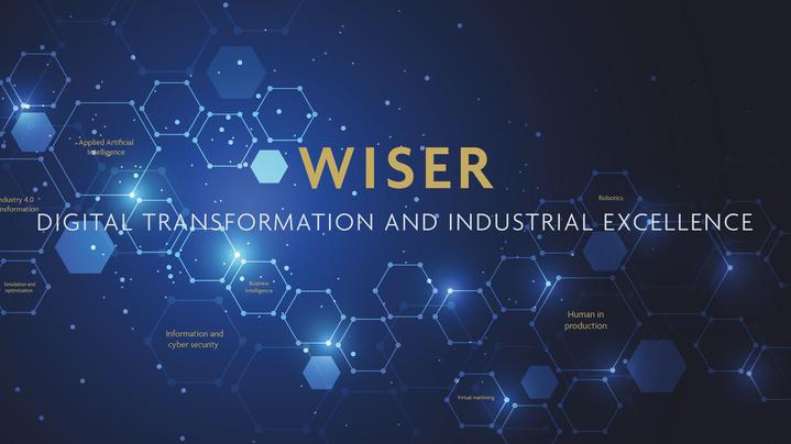 Thumbnail for channel WISER - skräddarsydda kurser för digital transformation
