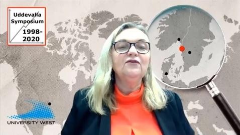 Thumbnail for entry Maryann P. Feldman - Uddevalla Symposium 2020
