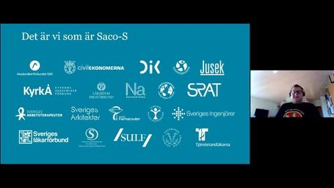 Thumbnail for entry Fackliga presentationer