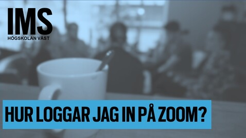 Thumbnail for entry Hur loggar jag in på Zoom, jag har inget Zoom-konto?/How do I join an e-meeting in Zoom when I don't have a Zoom account?