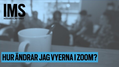 Thumbnail for entry Hur ändrar jag vyerna i Zoom?/How do I change the layout  in Zoom?