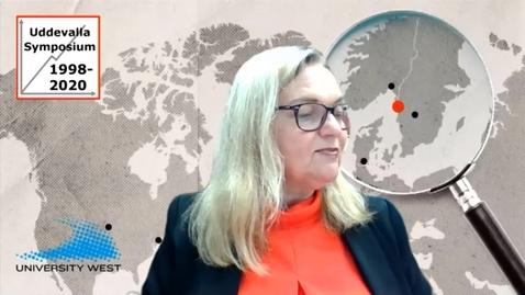 Thumbnail for entry Helen Lawton Smith - Uddevalla Symposium 2020