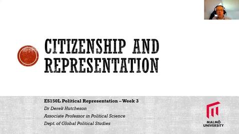 Thumbnail for entry ES150L - Citizenship
