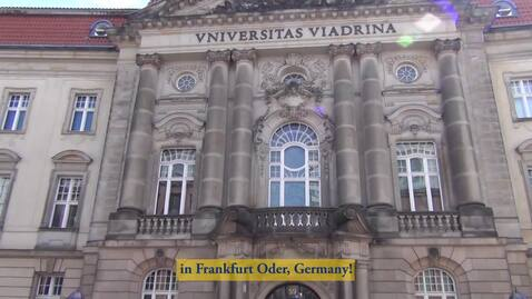 Thumbnail for entry Viadrina - Germany
