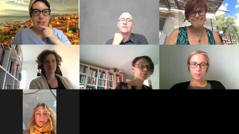 Thumbnail for entry Margareta Melin K3 seminar October 14, 2020: Media Didactics