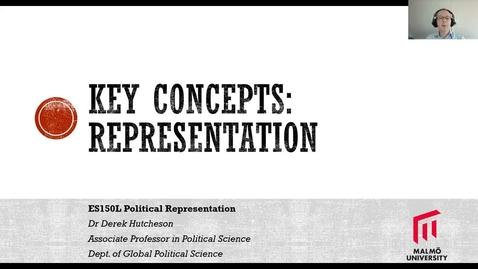 Thumbnail for entry ES150L Concepts lecture - Representation