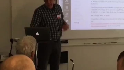 Thumbnail for entry Canvaskonferens i Göteborg