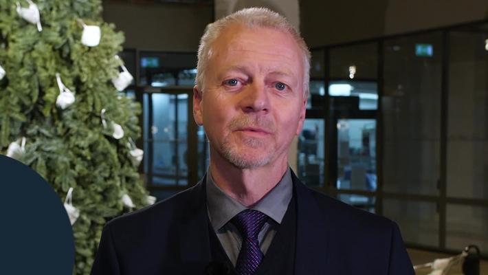 Julhälsning till anställda på Högskolan i Borås - 2020